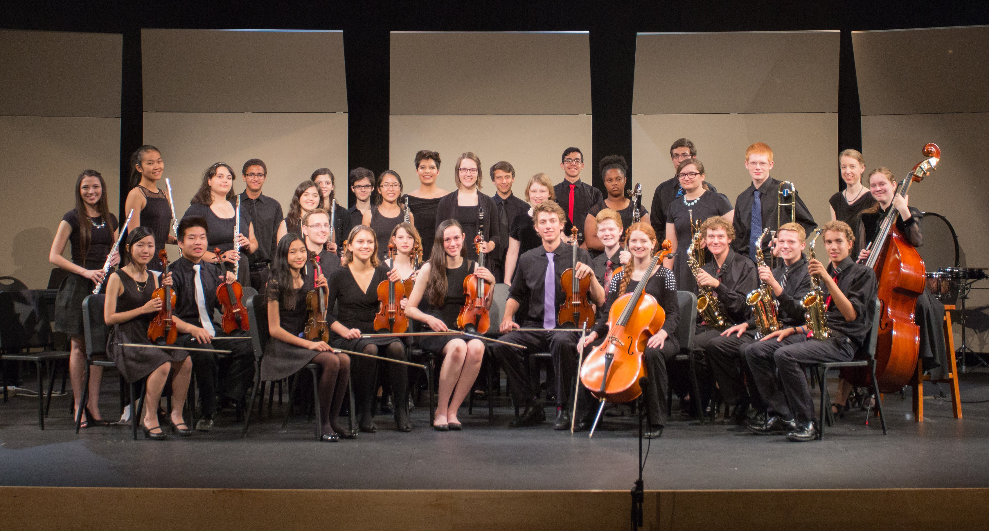 High School Orchestra