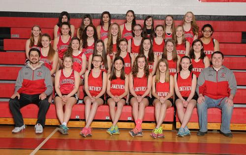 CoEd Junior High Track