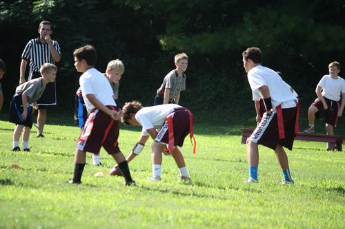 CoEd  Flag Football