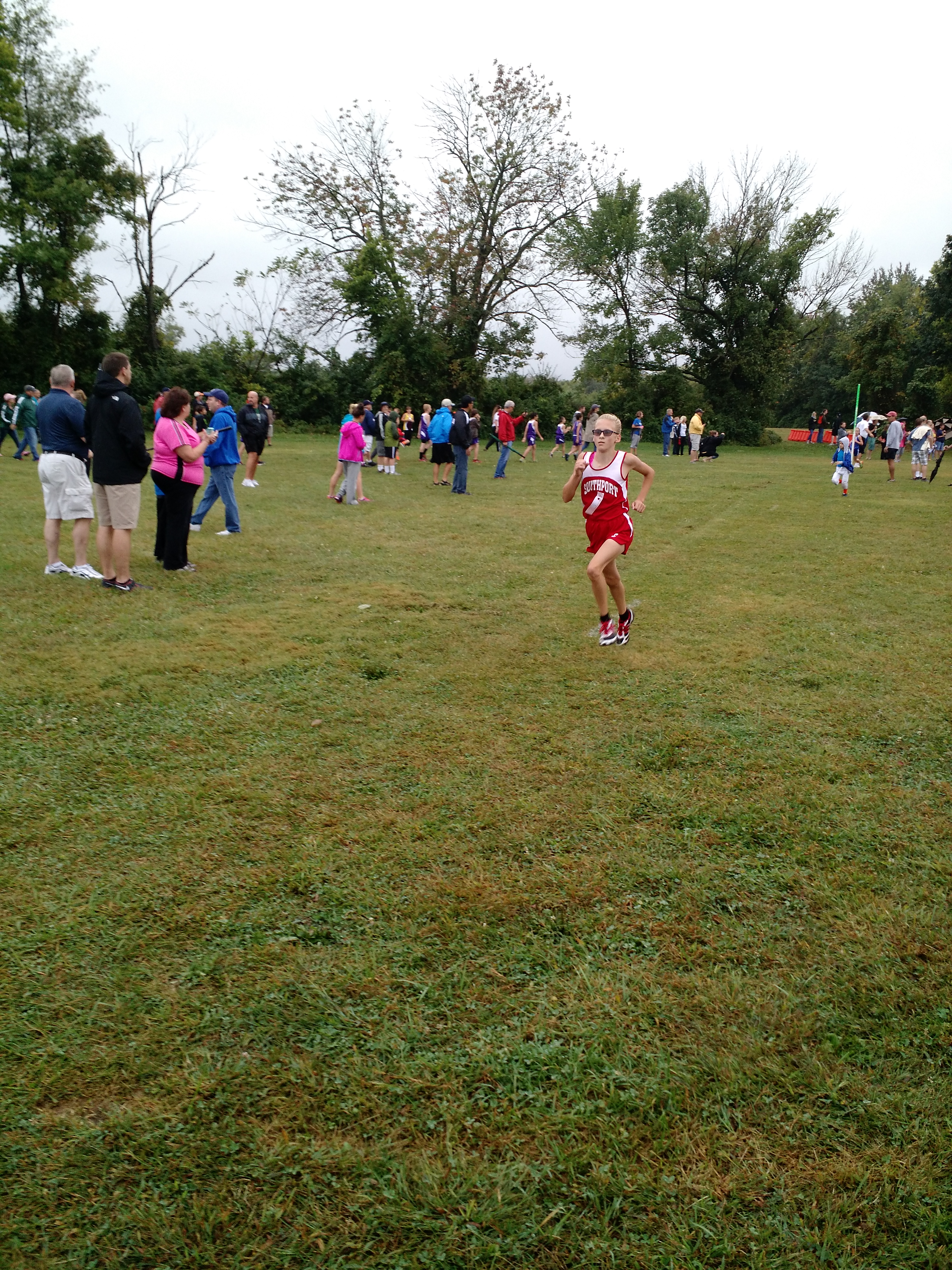 CoEd Middle School Cross Country