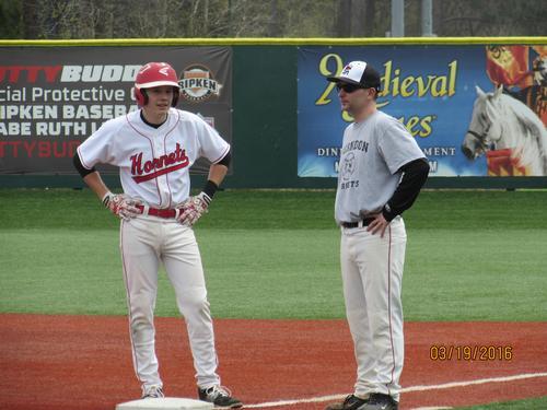 Herndon High School Boys Varsity Baseball Spring 2016 Photo Gallery