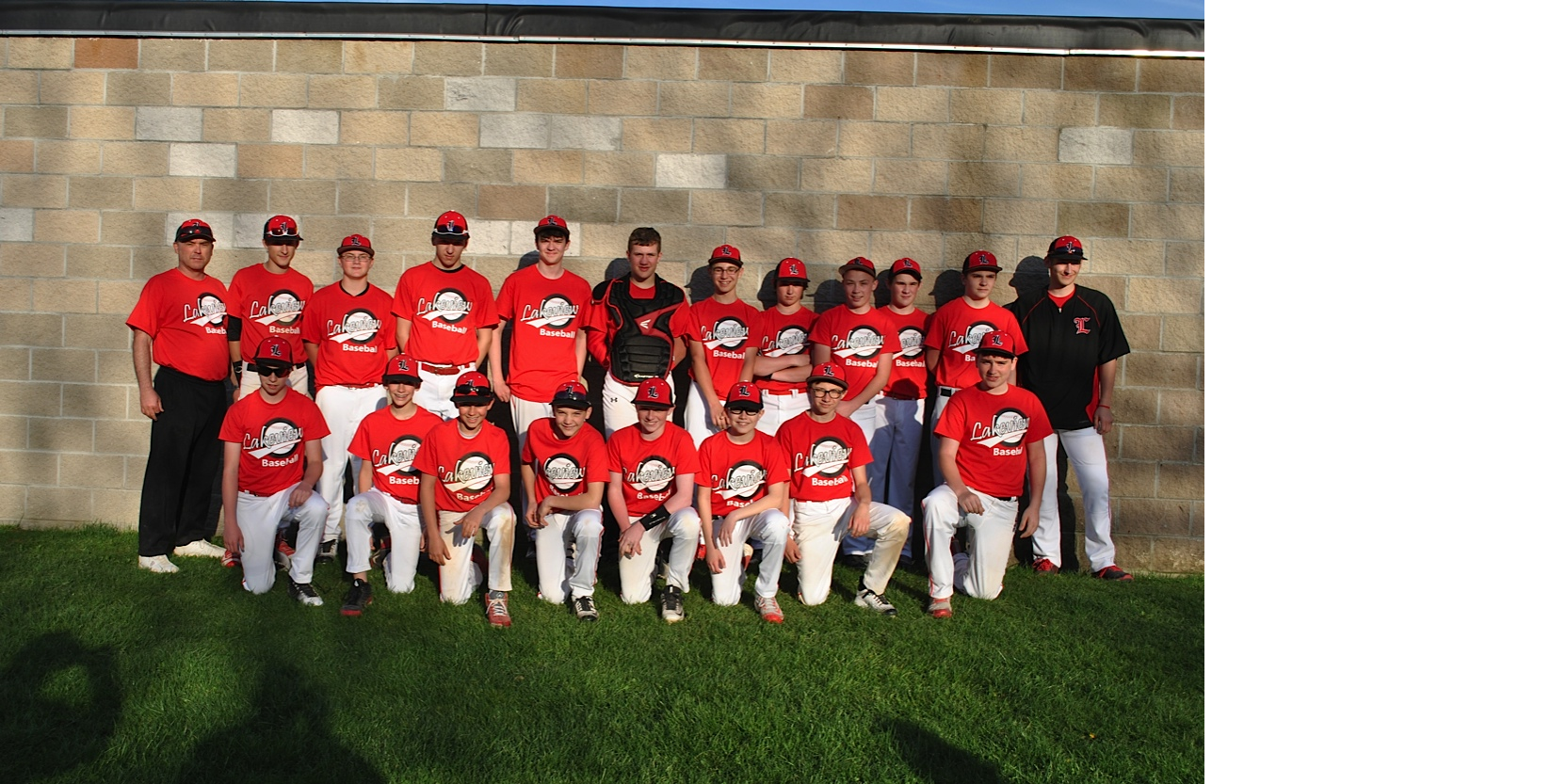 Boys Junior High Baseball