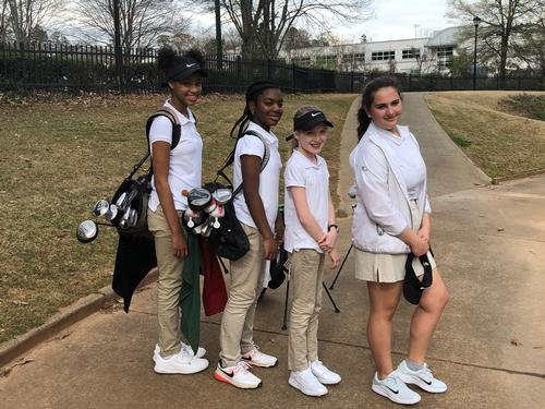 CoEd Middle School Golf