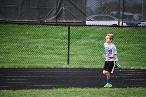 Muncie Burris School CoEd Elementary Track Spring 2018-2019 Photo