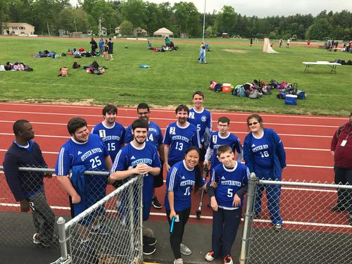 CoEd Varsity Unified Track