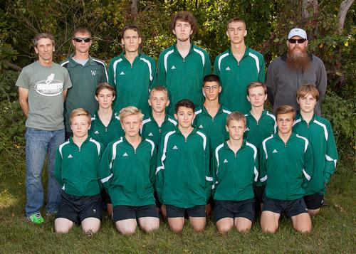 Boys/Girls Varsity Cross Country
