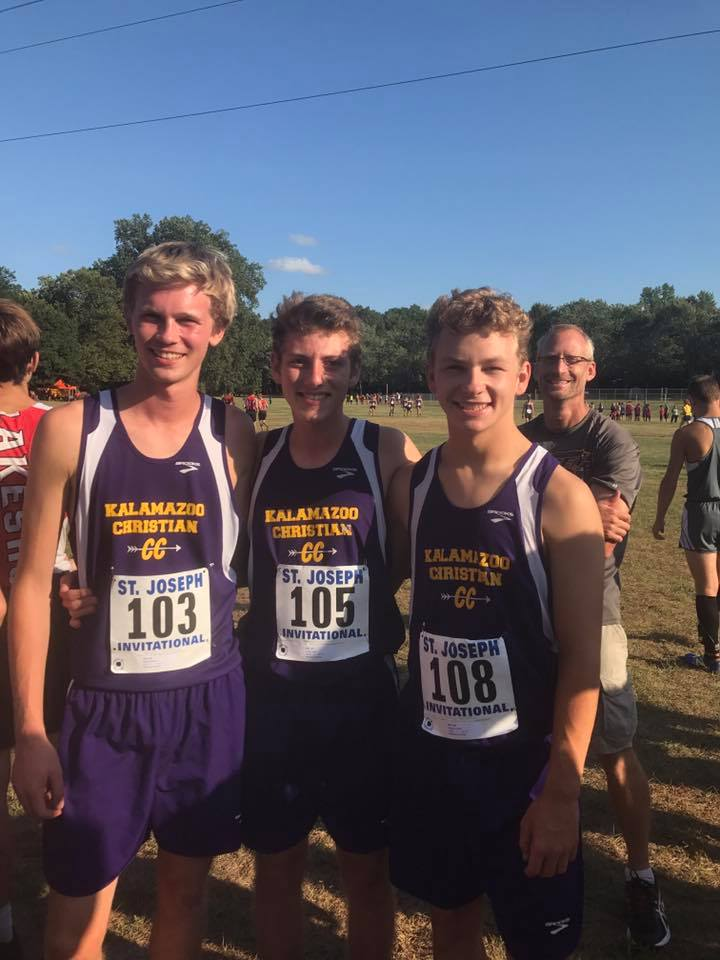 Boys Varsity Cross Country