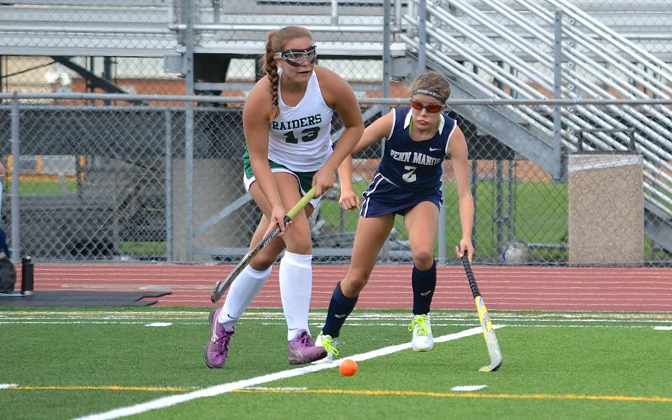 Girls High School Varsity Field Hockey