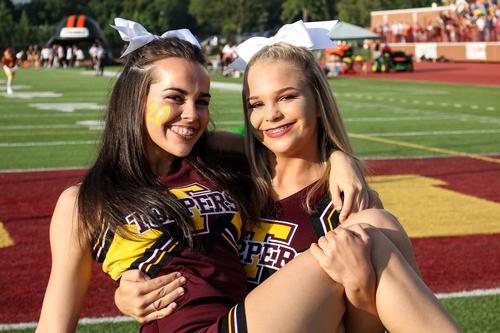Science Hill High School Girls Varsity Cheerleading - 2018-2019 Varsity  Cheer Team Photo Gallery