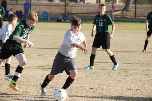 Boys 7th Soccer