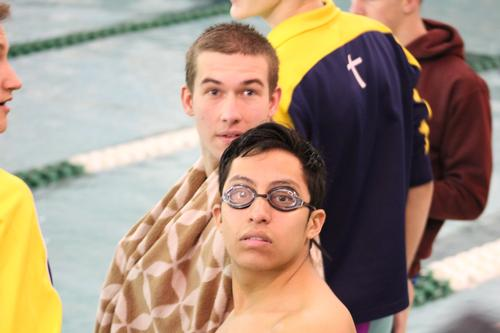 Boys Varsity Swimming