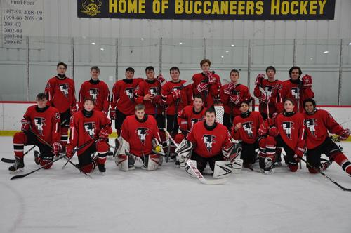 Boys Varsity Ice Hockey