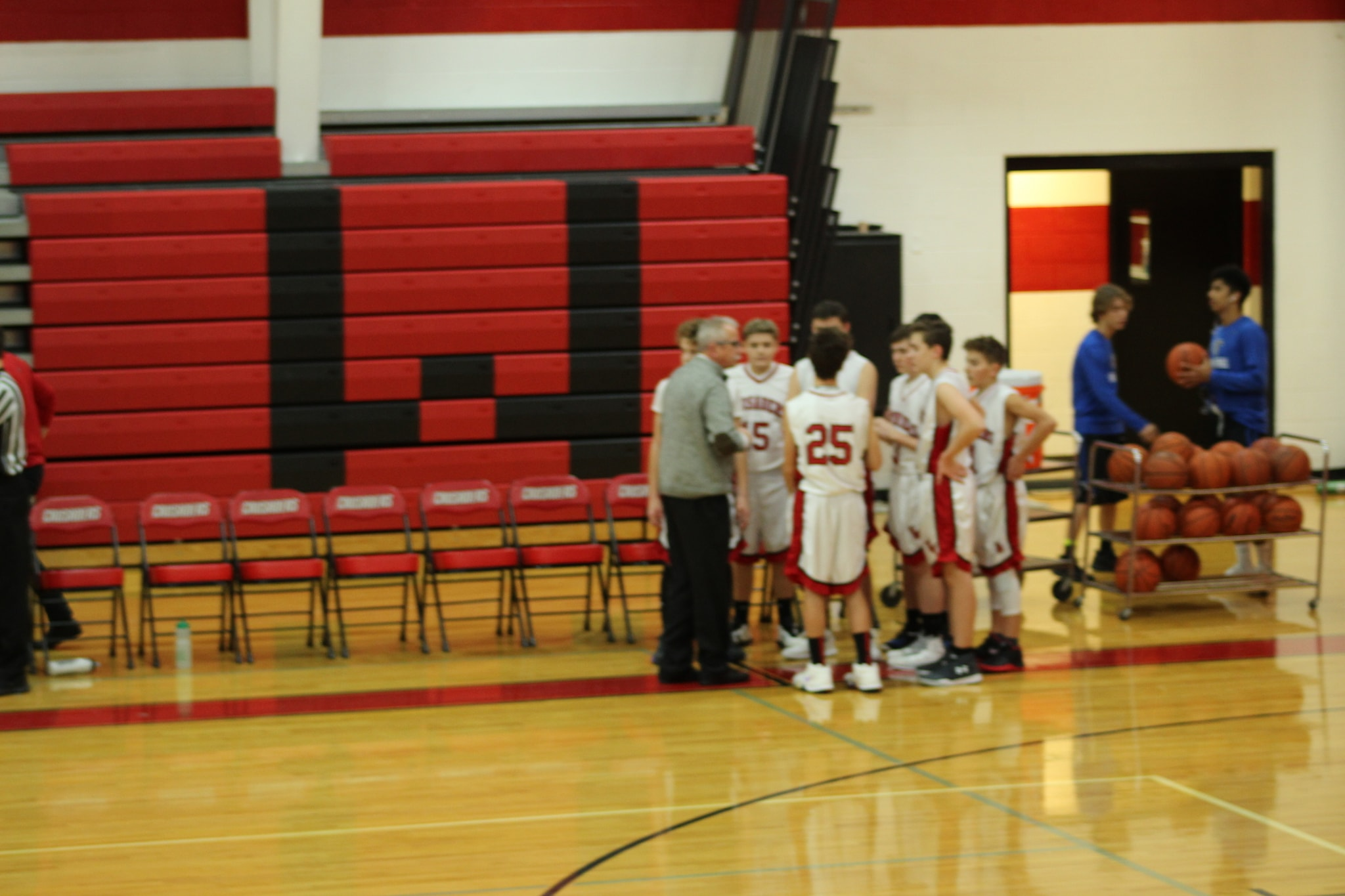 Boys Freshman Basketball