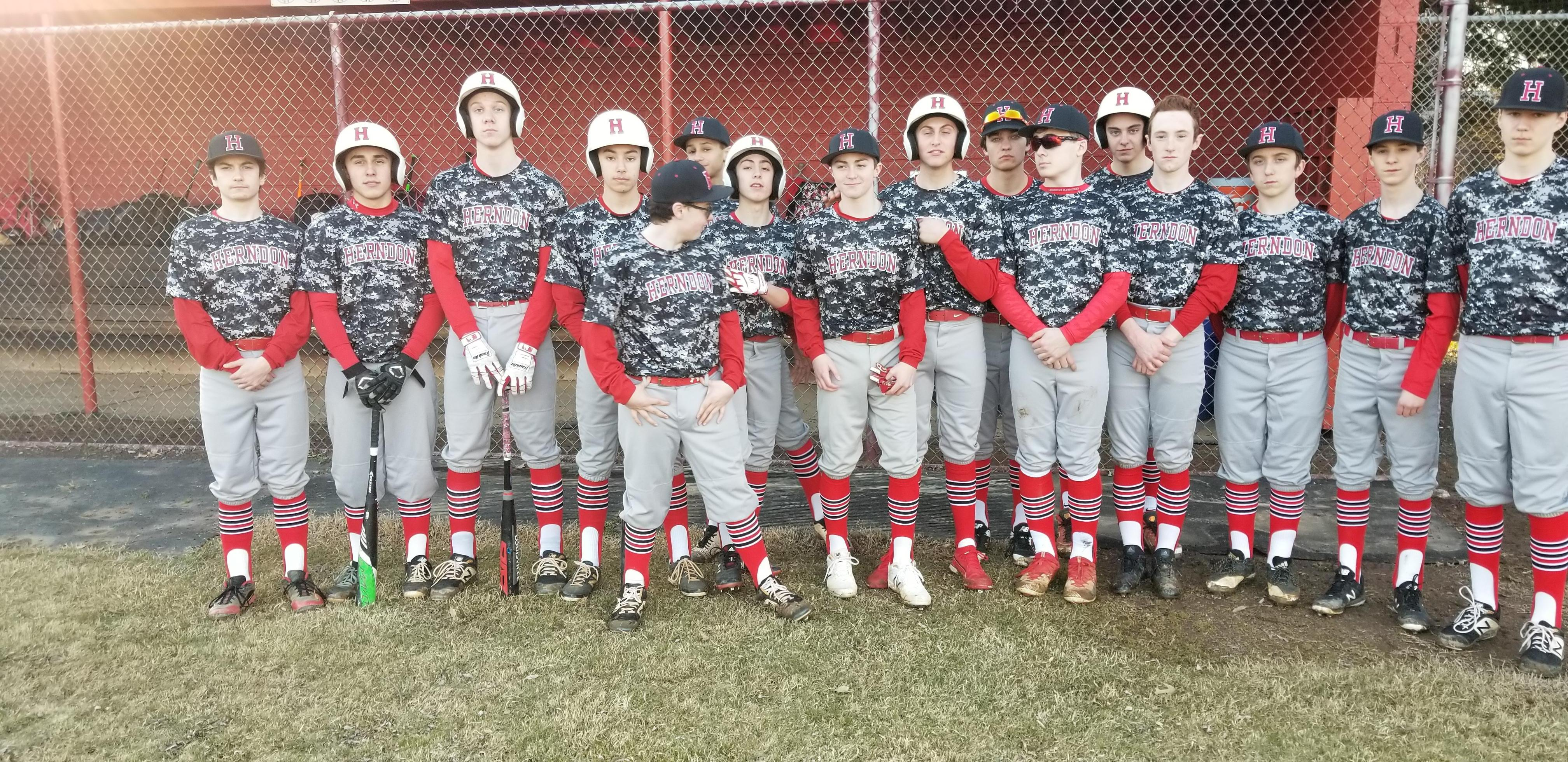 Boys JV Baseball
