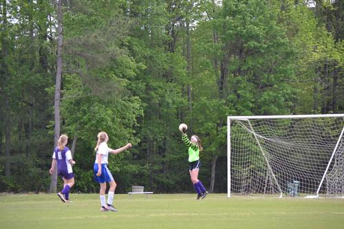 Girls Middle School Soccer