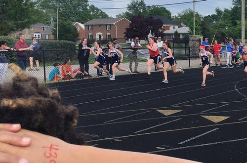 CoEd Middle School Track