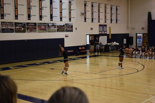 Girls Varsity Volleyball