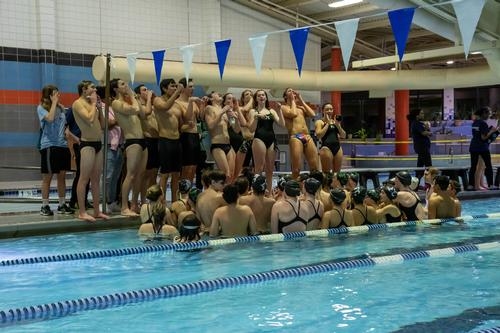 Girls Varsity Swim & Dive
