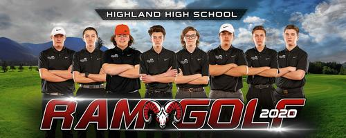 Boys JV/V Golf