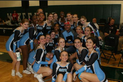 Varsity Competitive Cheer