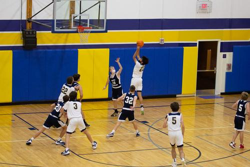 CCS Mens JV Basketball vs Wake Christian Academy 12/14/2020