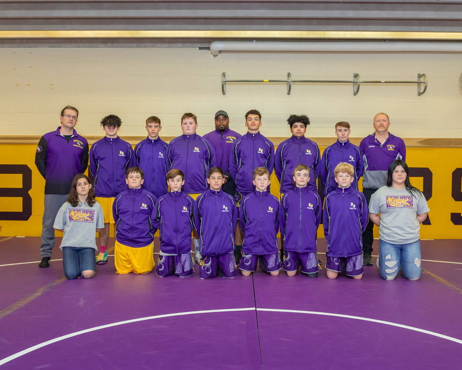 Boys Junior High Wrestling
