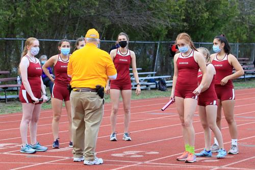 Girls Varsity Outdoor Track
