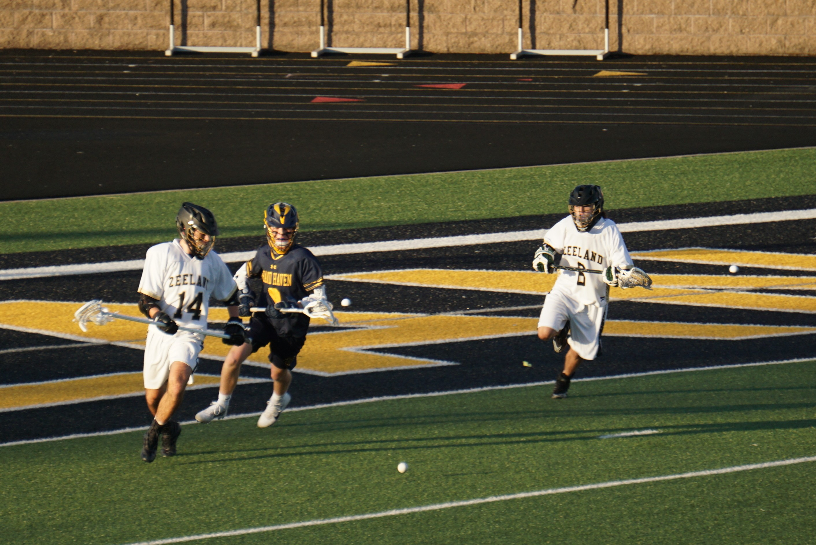 Boys Varsity Lacrosse - Co-op